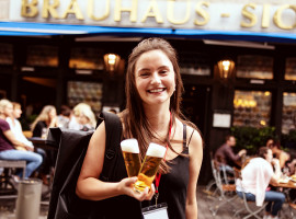2 Std. Kölsche Brauhaustour in Köln-Altstadt