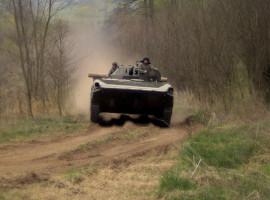Rad- & Schützenpanzer fahren in Königsee