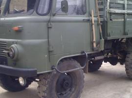 Truck (ROBUR-LO) offroad selber fahren in Königsee