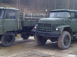 Truck (SIL) offroad selber fahren in Königsee
