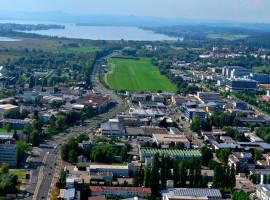 60 Min. Flugzeug Rundflug in Konstanz
