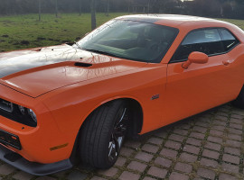 1 Tag Dodge Challenger SRT selber fahren in Krefeld