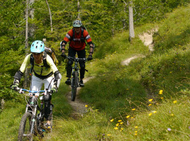 """Lady E-Mountainbike Gruppenkurs """"Basic"""" in Kreuth am Tegernsee"""