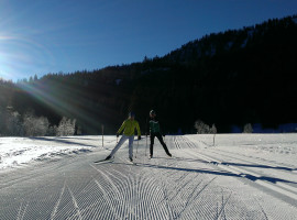 Privates Coaching Skilanglauf/Skating für Zwei in Kreuth am Tegernsee, 2 Std.