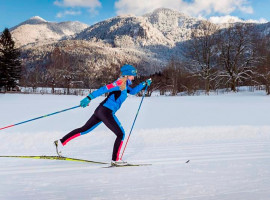 Privates Coaching Skilanglauf/Skating in Kreuth am Tegernsee, 2 Std.
