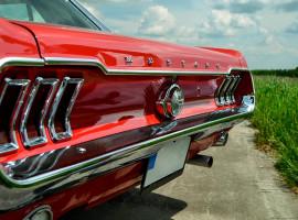 1 Tag Ford Mustang 1965 fahren in Kürzell