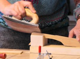 4 Std. Holzmesser selber bauen in Lehrensteinsfeld