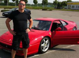 30 Min. Ferrari F355 GTB selber fahren in Leipzig