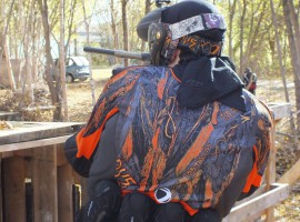 "Paintball spielen ""500 Paintballs"" in Leipzig"