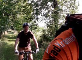 Mountain Bike Nachttour in Lengenfeld
