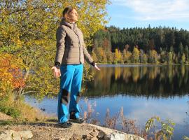 """Waldbaden mit Qi-Gong-Übungen """"Privat-Stunde"""" am Windgfällweiher in Lenzkirch"""