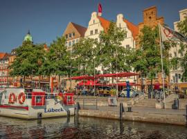 2,5 Std. Smartphone Schnitzeljagd in Lübeck-Puppenbrücke