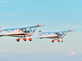 Flugzeug selber fliegen in Magdeburg