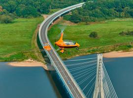 Tragschrauber selber fliegen in Magdeburg