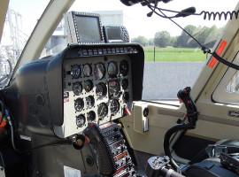 30 Min. Hubschrauber Rundflug ab City Airport Mannheim