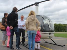 """30 Min. Hubschrauber Rundflug """"Rhein-Neckar-Flug"""" ab City-Airport Mannheim"""