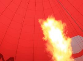 Romantische Ballonfahrt für Zwei in Marl