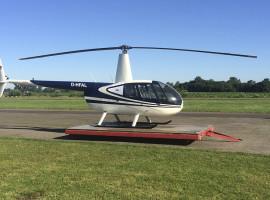 30 Min. Hubschrauber Rundflug in Marl