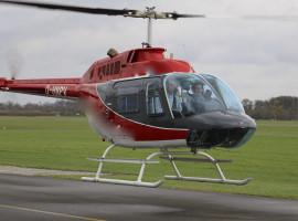 20 Min. Hubschrauber Rundflug in Marl