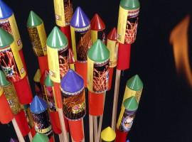 Feuerwerk Workshop in Michelfeld