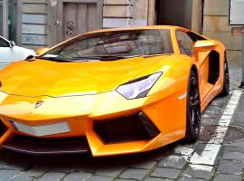 30 Min. Lamborghini Huracan selber fahren in Mömbris