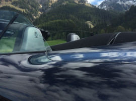 30 Min. Porsche 911 Cabrio selber fahren in Mömbris
