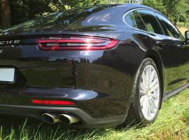 30 Min. Porsche 911 Panamera 4S selber fahren in Mömbris
