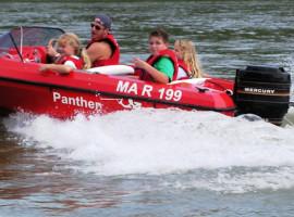 1 Std. Motorboot selber fahren in Speyer, Raum Mannheim