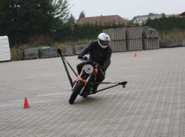 Motorrad Schräglagentraining in Hildesheim