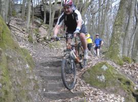 """Mountainbike Wochenende \""""Tour\"""" in Elmstein, Raum Kaiserslautern"""