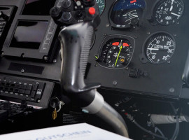 60 Min. Hubschrauber Rundflug in Mülheim/Ruhr für drei Personen