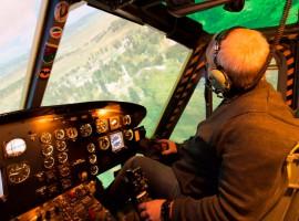 180 Min. Flugsimulator Hubschrauber Bell UH-1 Huey in München
