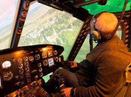 120 Min. Flugsimulator Hubschrauber Bell UH-1 Huey in München