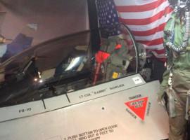 60 Min. Flugsimulator F-16 Fighting Falcon in München