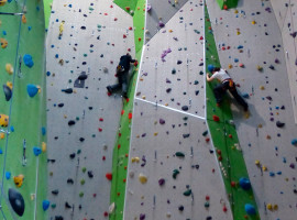 Schnupper-Kletterkurs in München