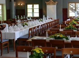 Mörderisches Dinner in Oberostendorf