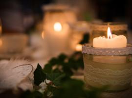 Kerzen selber herstellen für Zwei in Neu Zauche