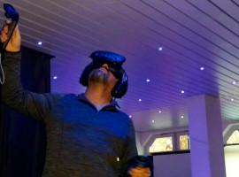 Ausflug in die virtuelle Realität für Zwei in Neunkirchen am Sand, 150 Min.