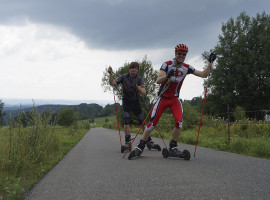 Nordic Cross Skating Kurs in Klingenthal, Raum Chemnitz