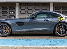 "1 Runde Renntaxi Mercedes AMG GT S Coupé auf dem Nürburgring ""Nordschleife"""