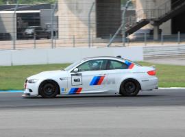 1 Runde Renntaxi BMW M3 auf der Nordschleife