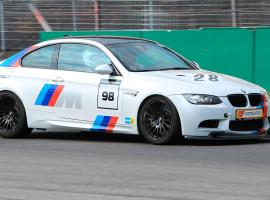 8 Runden BMW M3 selber fahren auf dem Autodrom Most