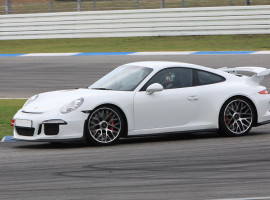 """2 Runden Renntaxi Porsche GT3 auf dem Nürburgring """"GP Strecke"""""""
