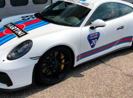 4 Runden Porsche GT3 selber fahren auf dem Nürburgring
