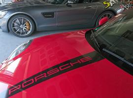 4 Runden Renntaxi Porsche 911 GT3 auf dem Bilster Berg
