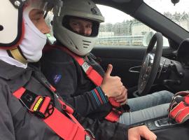 4 Runden Renntaxi Porsche GT3 in Groß Dölln
