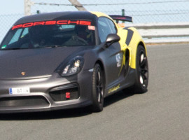 """3 Runden Renntaxi Porsche 718 Cayman GT4 auf dem Nürburgring """"GP-Strecke"""""""