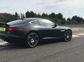 "6 Runden Jaguar F-Type S selber fahren auf dem Nürburgring ""GP Strecke"""