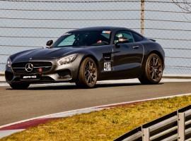 4 Runden Renntaxi Mercedes AMG GTS auf dem Nürburgring