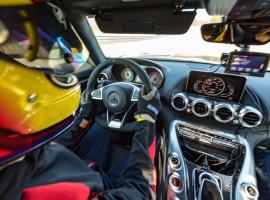 """4 Runden Renntaxi Mercedes AMG GT S Coupé auf dem Nürburgring """"GP-Strecke"""""""